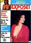 Expose July 1983 magazine back issue cover image