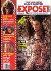 Expose September 1983 magazine back issue cover image