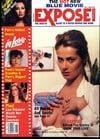 Expose November 1983 magazine back issue cover image
