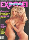 Expose July 1984 magazine back issue cover image