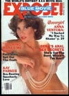 Expose September 1984 magazine back issue cover image