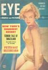Eye November 1952 magazine back issue