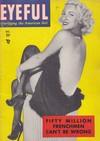 Eyeful December 1949 magazine back issue