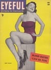 Eyeful August 1950 magazine back issue