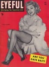 Eyeful October 1950 magazine back issue