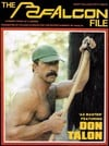 Falcon File # 3 magazine back issue