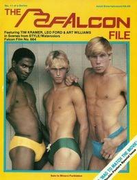Falcon File # 11 magazine back issue