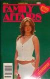 Family Affairs Summer 1983 magazine back issue