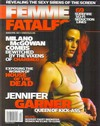Femme Fatales Vol. 12 # 1 magazine back issue
