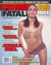 Femme Fatales Vol. 12 # 5 magazine back issue