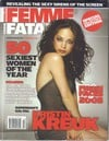 Femme Fatales Vol. 13 # 10, January/February 2005 magazine back issue