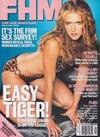 Dominique Swain magazine cover Appearances FHM # 4 September 2000