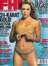 Alyssa Milano magazine cover Appearances FHM # 8 Jan/Feb 2001
