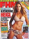 FHM # 50 - November 2004 magazine back issue