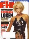 Kristanna Loken magazine cover Appearances FHM # 64 - January/February 2006