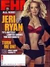 Jeri Ryan magazine cover Appearances FHM # 74 - December 2006