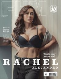 FHM (Philippines) March 2018 magazine back issue