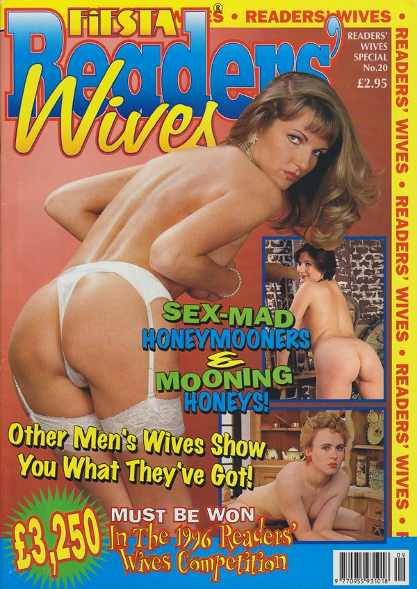 Fiesta Readers' Wives Special # 20 thumbnail