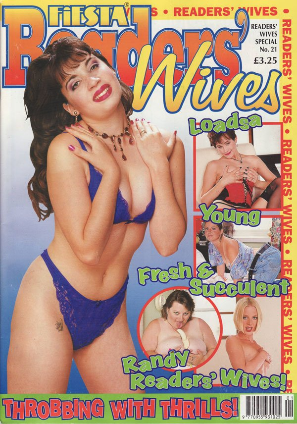 Fiesta Readers' Wives Special # 21 thumbnail