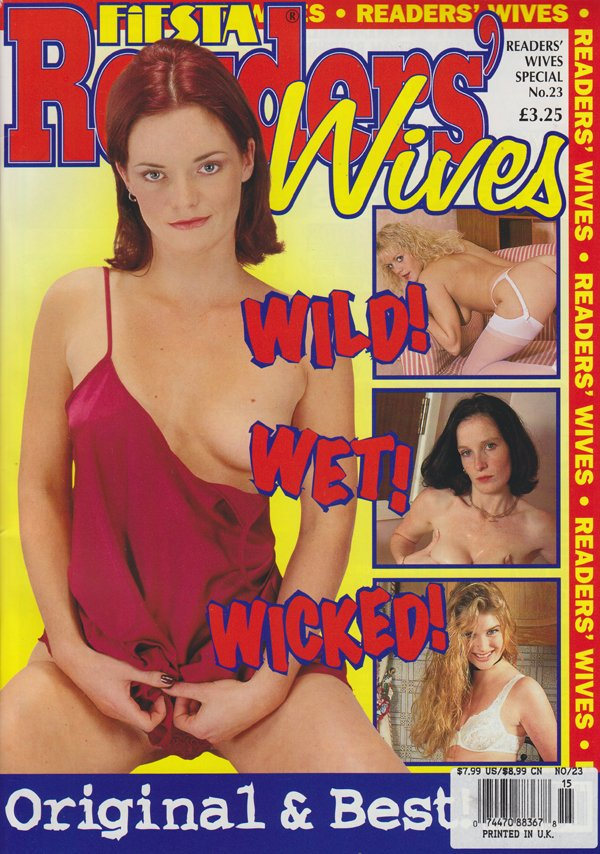 Fiesta Readers' Wives Special # 23 thumbnail