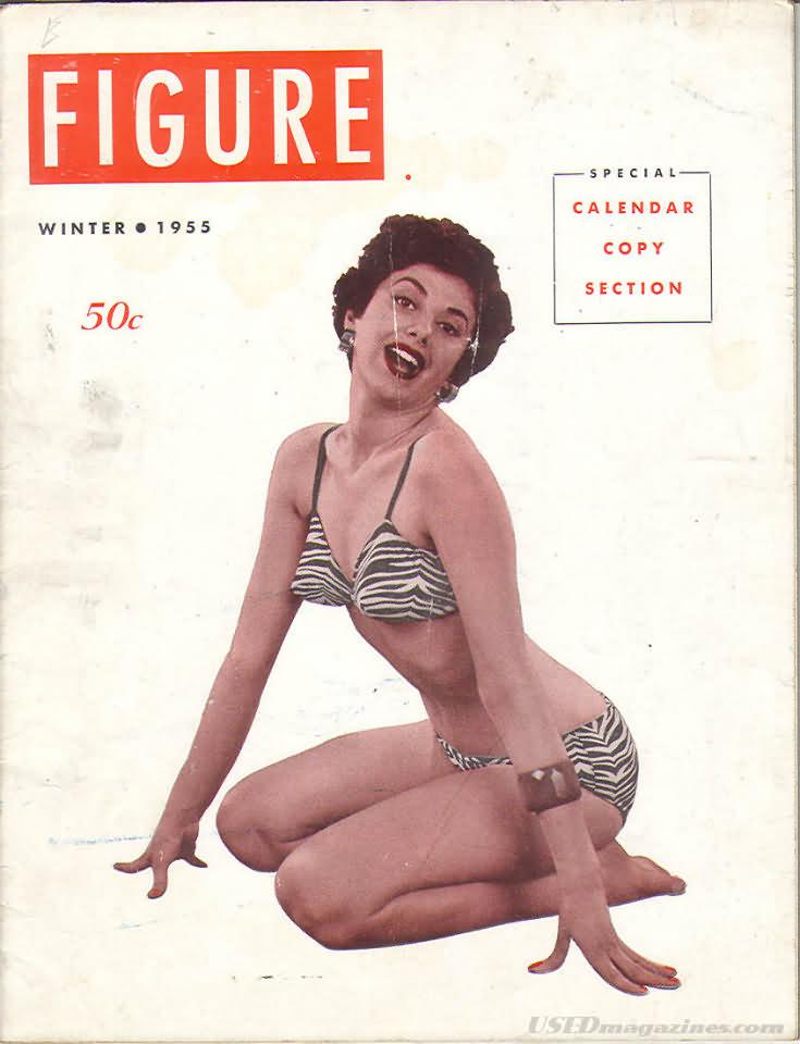 Figure # 4 magazine back issue Figure magizine back copy