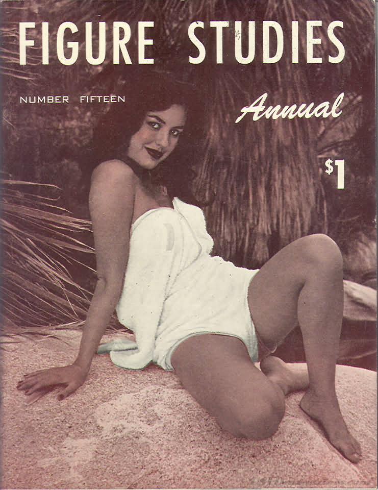 Figure Studies # 15 magazine back issue Figure Studies magizine back copy