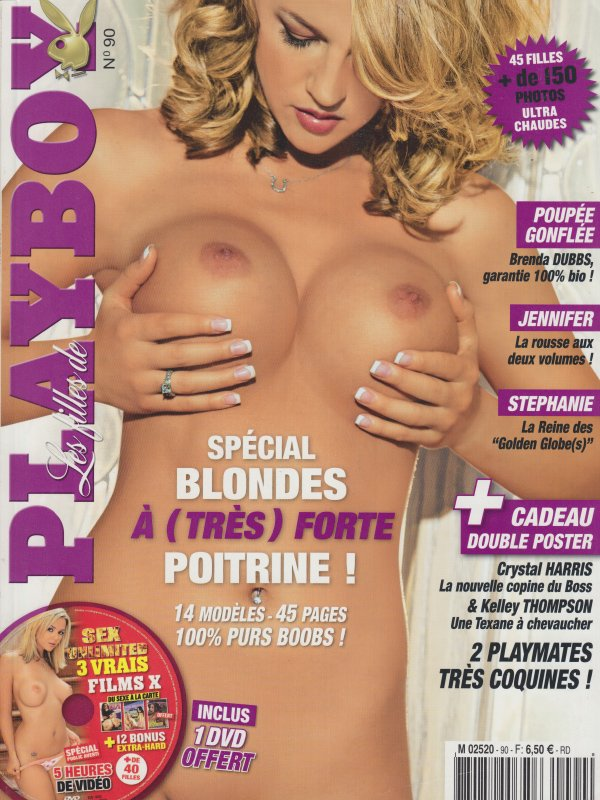 Les Filles de Playboy # 90 thumbnail
