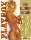 Les Filles de Playboy # 1 magazine back issue