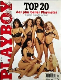 Filles de Playboy # 10 magazine back issue