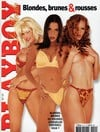 Les Filles de Playboy # 21 - Blondes, brunes & rousses magazine back issue