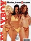 Les Filles de Playboy # 21 - Blondes, brunes & rousses magazine back issue