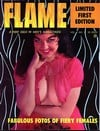 Flame Vol. 1 # 1 magazine back issue