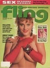 Christy Canyon Fling September 1991 magazine pictorial