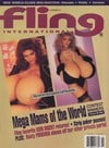 Fling International # 2 magazine back issue