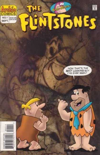 Flinstones Comic Book Back Issues by A1 Comix