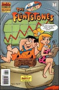 Flinstones A1 Comix Comic Book Database