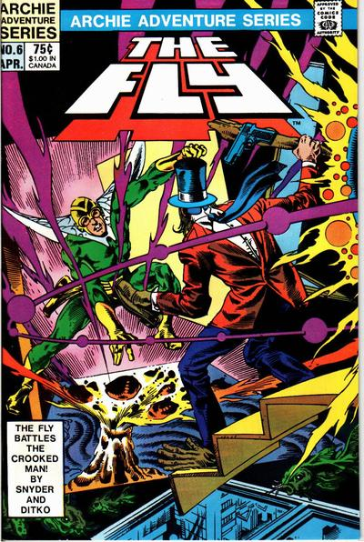 Fly, The A1 Comix Comic Book Database