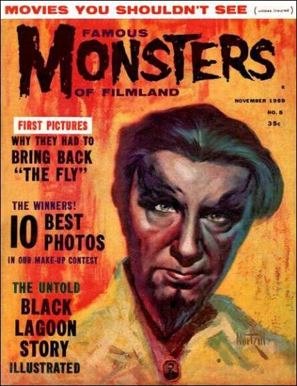 Famous Monsters of Filmland # 5 thumbnail
