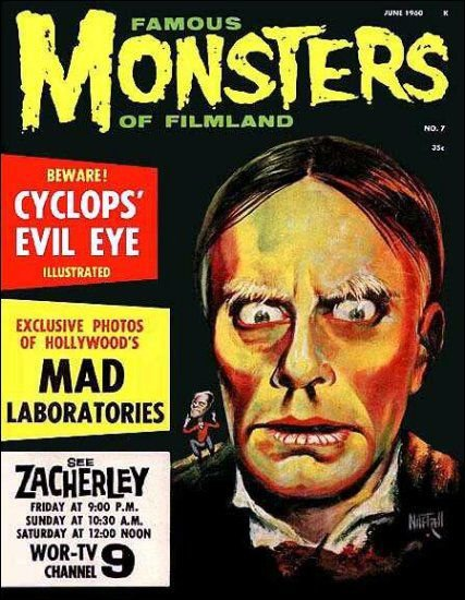 Famous Monsters of Filmland # 7 thumbnail