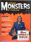 Famous Monsters of Filmland # 2 magazine back issue