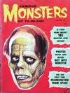 Famous Monsters of Filmland # 3 magazine back issue