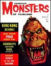 Famous Monsters of Filmland # 6 magazine back issue