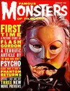 Famous Monsters of Filmland # 10 magazine back issue