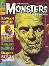 Famous Monsters of Filmland # 58 magazine back issue