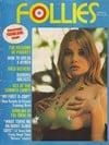 Follies November 1972 magazine back issue