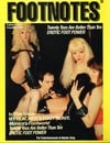 FootNotes Magazine Back Issues of Erotic Nude Women Magizines Magazines Magizine by AdultMags