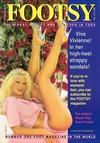 Footsy Vol. 3 # 3 magazine back issue