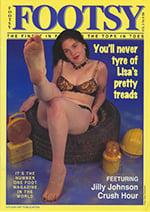 Footsy Vol. 3 # 8 magazine back issue