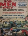 For Men Only March 1962 magazine back issue cover image