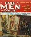 For Men Only June 1962 magazine back issue cover image